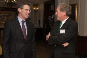 Judge Daniel Lynch and Judge Thomas Durkin